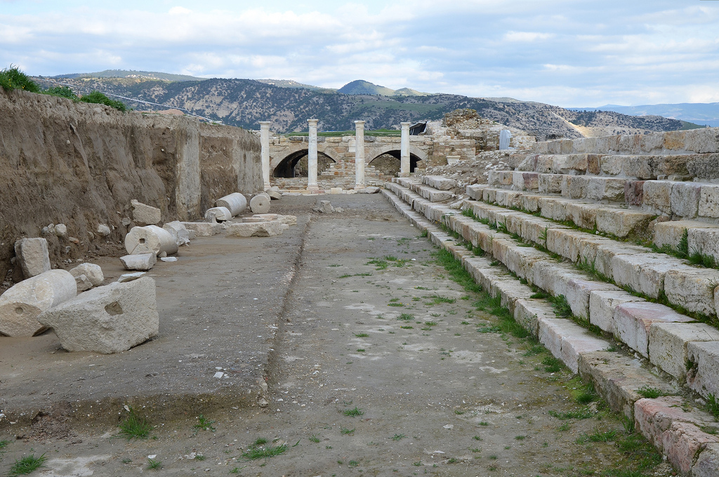 The Late Roman Agora