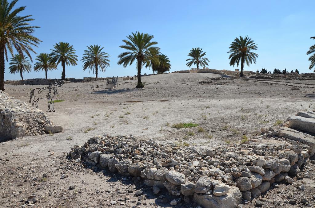 "Megiddo, the ""Chariot city"" of King Solomon."