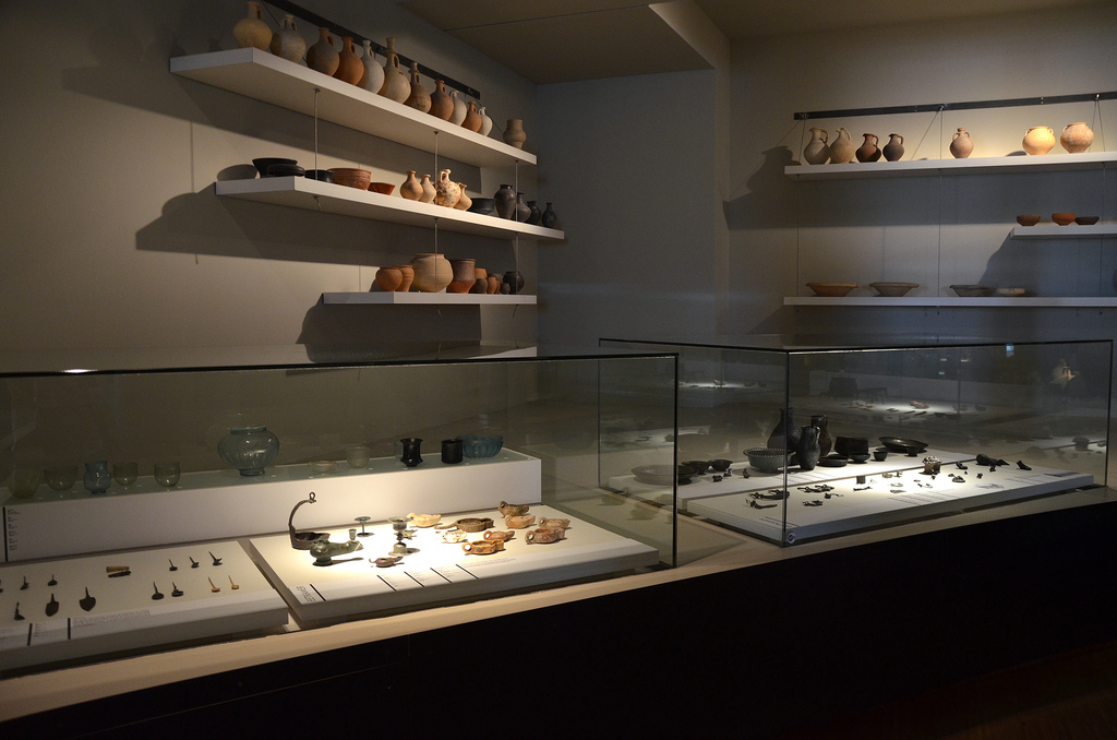 Gallo-Roman Museum of Tongeren, Belgium.