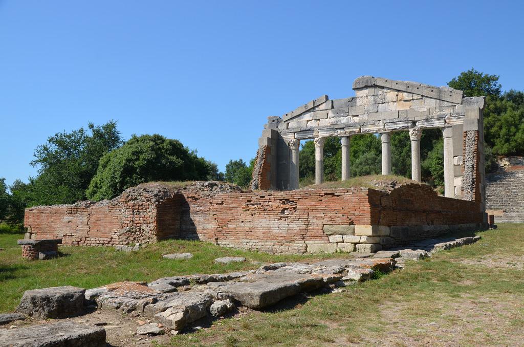 The Bouleuterion.