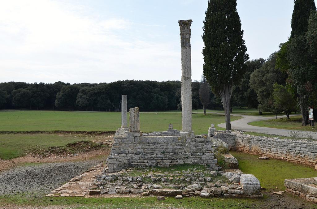 The Temple of Venus.