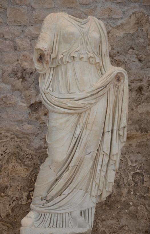 Statue of Livia.