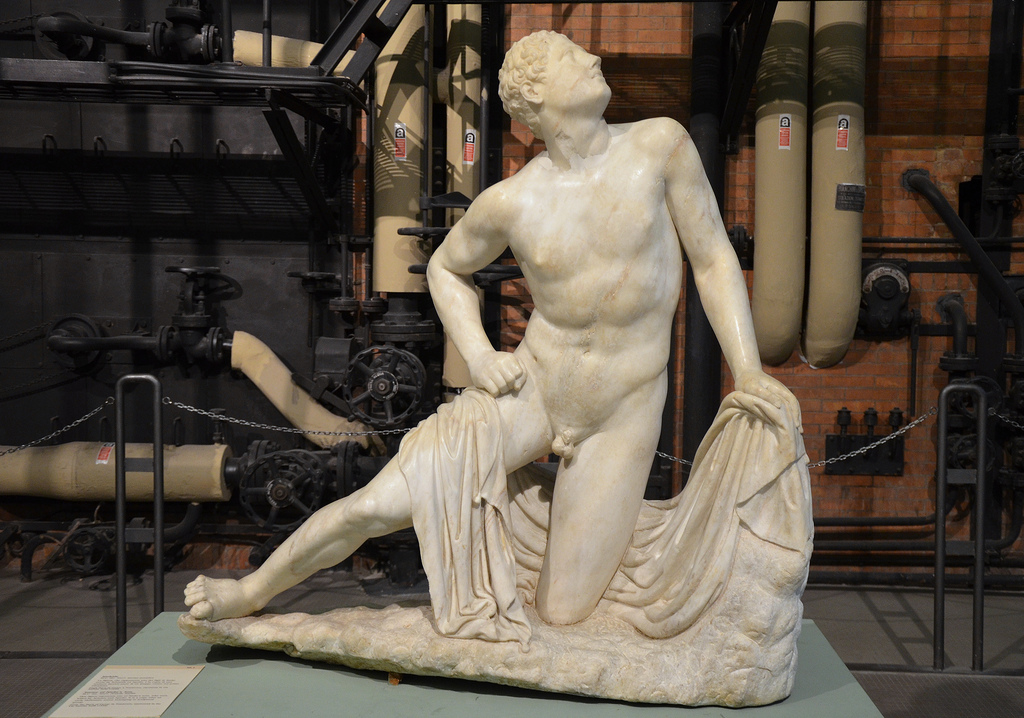 Centrale Montemartini (Rome, Italy) – following hadrian ...