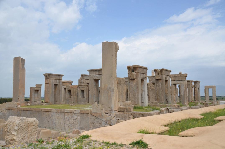 Xerxes Following Hadrian Photography
